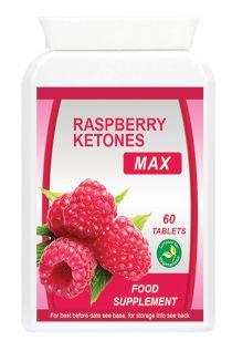 Raspberry Ketone MAX - Het revolutionaire afslankproduct gemaakt van frambozen ketonen