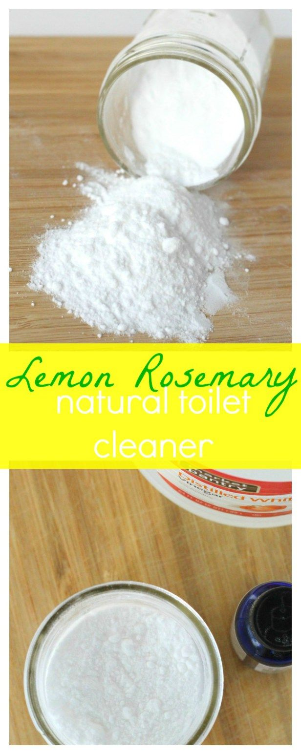 Natural Toilet Bowl Cleaner + 6 Bathroom Toilet Cleaning Tips