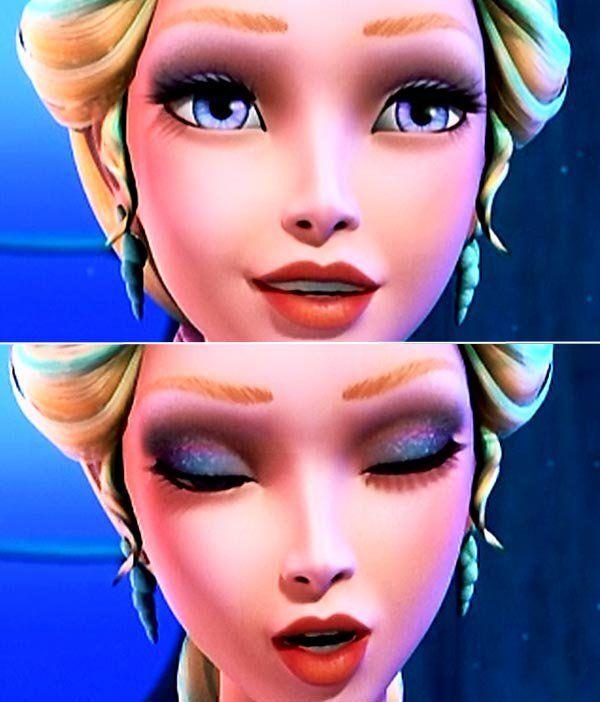 Tutorial inspirado em personagem do filme da Barbie