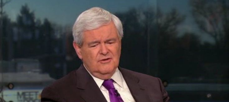 Newt Gingrich has been preparing for the debut of