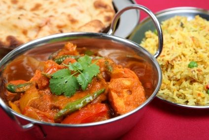 National Curry Week. Not only is this a great reason to have a curry, proceeds will help to alleviate world poverty