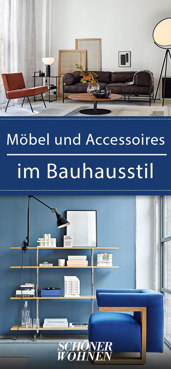 Bauhaus Mobel Und Accessoires Im Bauhausstil Bauhausstil Bauhaus Mobel Haus Stile