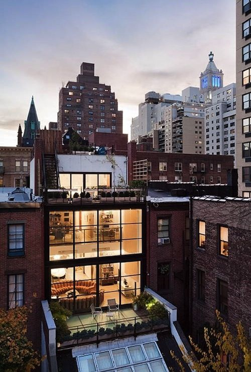 25 Best Ideas About Brick Loft On Pinterest Industrial