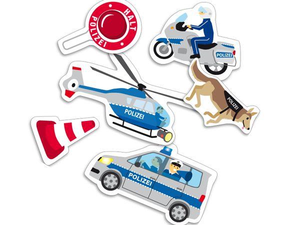 Das XXL Konfetti Polizei welches es bei www.party-princess.de gibt ist die ideale Tischdekoration auf einem Kindergeburtstag mit dem Thema Polizei.