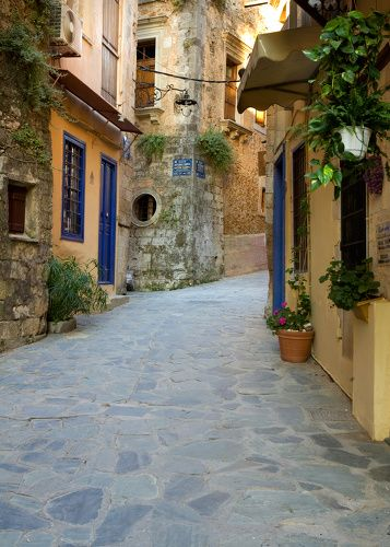 ABOUT CHANIA