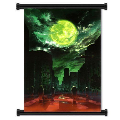 Shin Megami Tensei Persona 3 Game Fabric Wall Scroll Poster (16'x24') Inches * Unbelievable  item right here!   DIY   Do It Yourself Today