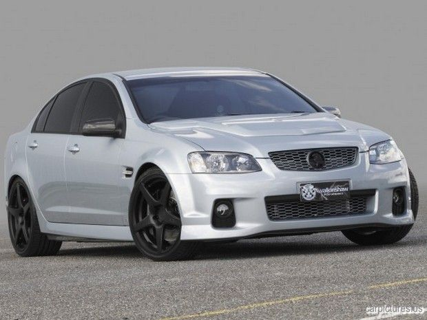 Holden Commodore Series II SS Walkinshaw Performance Supercar