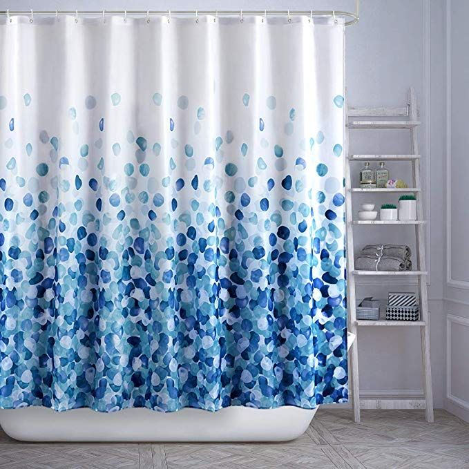 Amazon Com Shower Curtain Set Bathroom Fabric Curtains Mildew Resistant Waterproof Colorful Fu Beach Shower Curtains Cool Shower Curtains Shower Curtain Sets