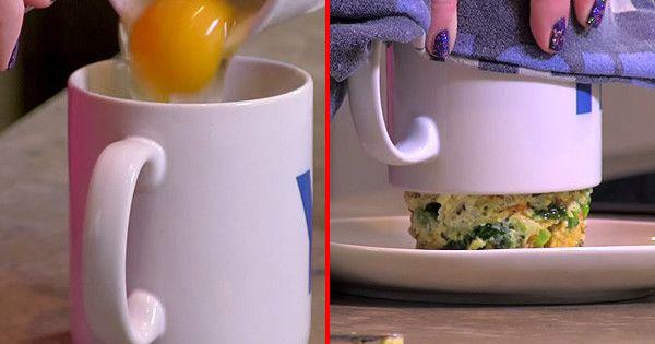 bögrés omlett