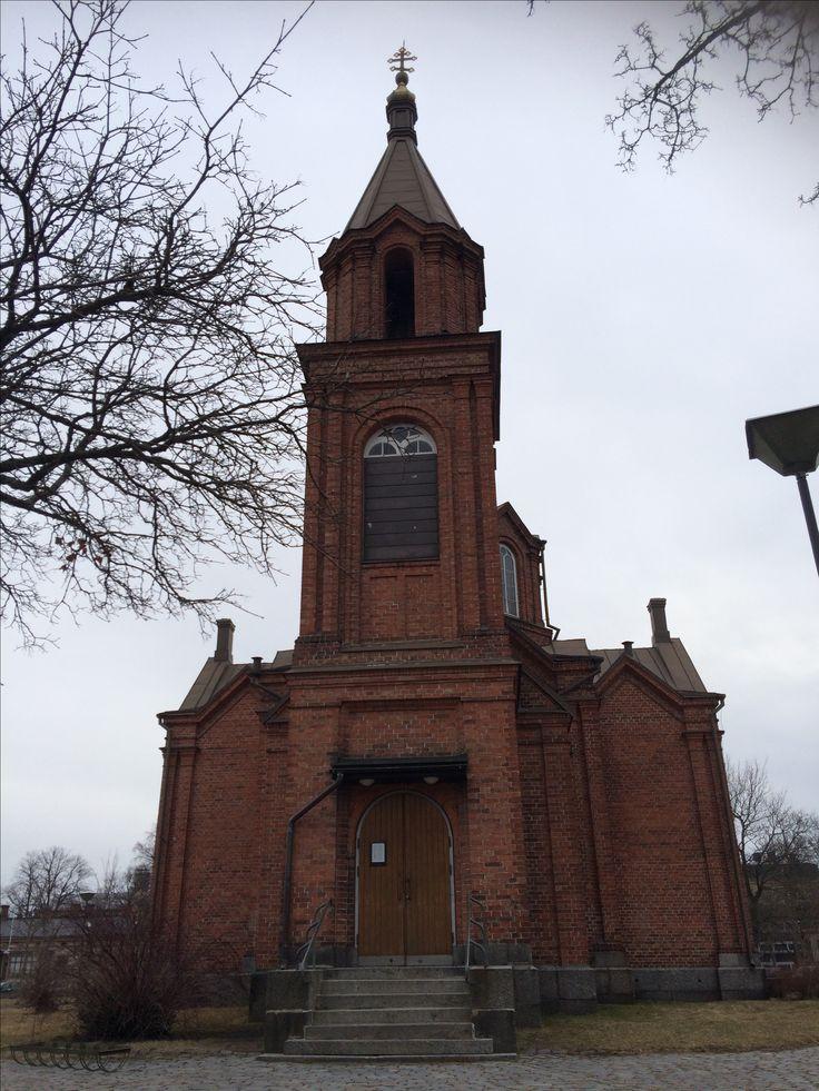 Pyhän Nikolauksen kirkko