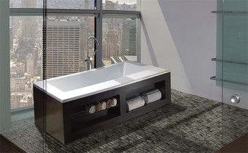 MTI Projects eclectic bathtubs