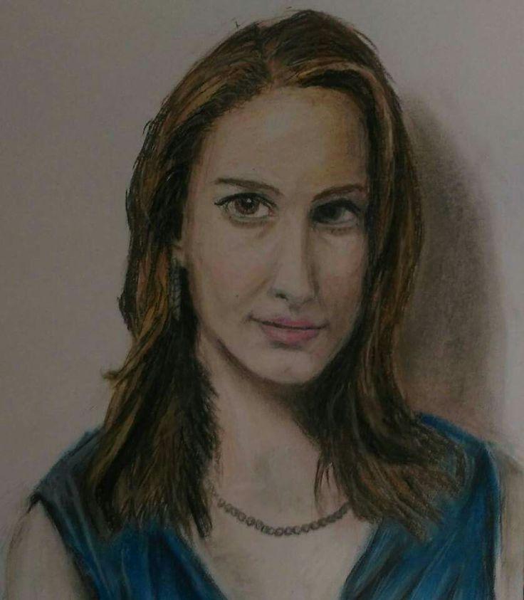 Natalie Portman - soft pastels