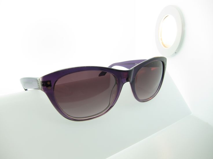 Wayne Cooper Mr White Sunglassess: Brown Frame and Tint #WayneCooper #Sunglasses #Eyesonline