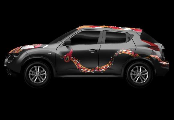 Nissan Juke® Studio