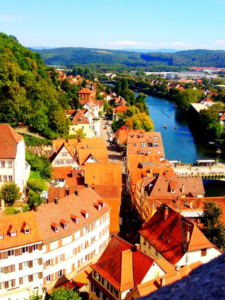 Tübingen, Germany!!
