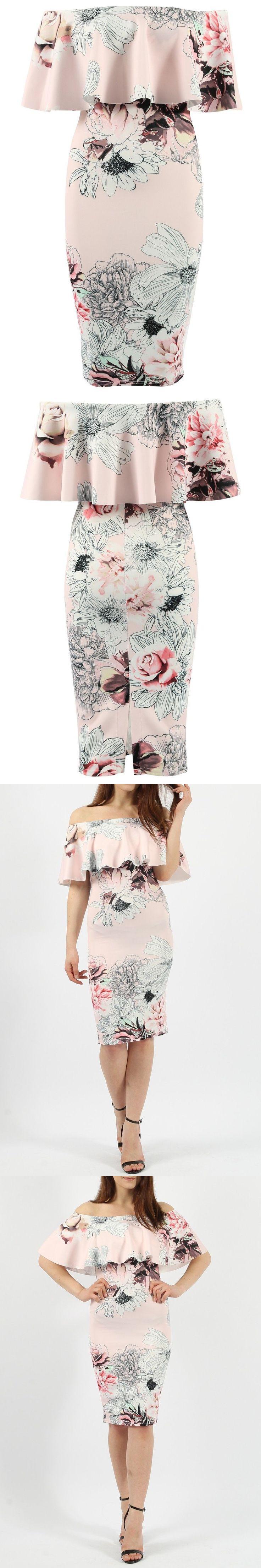 Women Fashion: Women Summer Sleeve Short Cocktail Evening Party Long Midi Dress Fashion Mini -> BUY IT NOW ONLY: $49.0 on eBay!