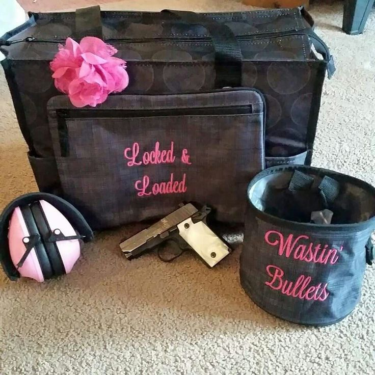 Perfect for all women who own a gun! www.mythirtyone.com/apeterson86