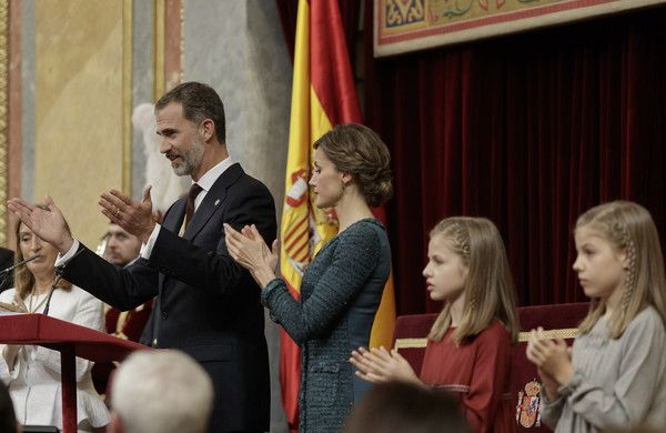 12th Legislative Sessions Opening - The Spanish Royal Family
