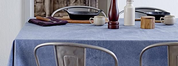 Södahl Attitude stonewashed tablecloth