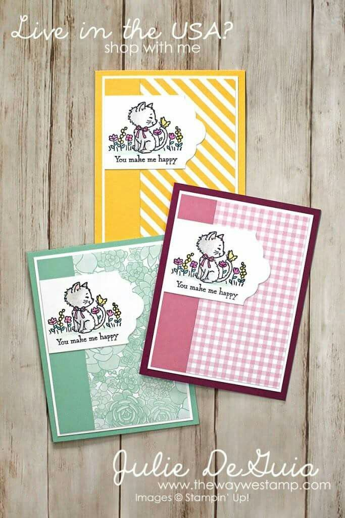 124 best Encouragement: Stampin\' Up! images on Pinterest ...