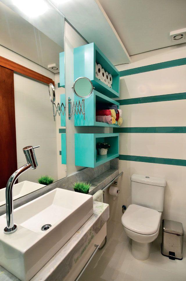 Casa Linda 1  Sliders -> Armario De Banheiro Amadeirado
