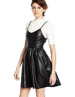 36, Black, MIRALBA Women's Scarlett Dress NEW