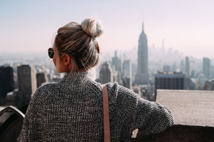 A Weekend in NYC! - aspyn ovard