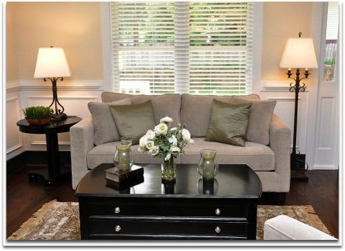 Interior Design And Decorating: Decorating A Small Living Room