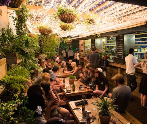 4 restaurants with gorgeous greenery in Cape Town. Surprise, surprise, most of them are in Gardens!