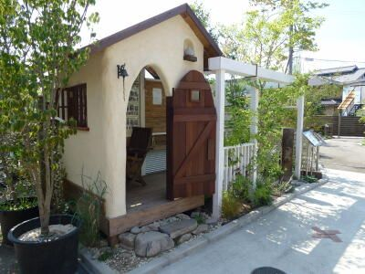 庭小屋Anne1