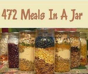 Louise's Country Closet: 472 Meals in a Jar