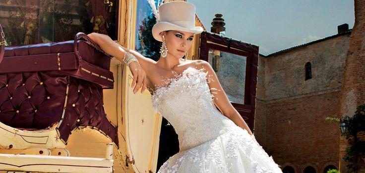 Abiti da sposa Amelia Casablanca 2014, la collezione [FOTO]