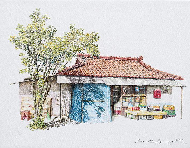 guamria.jpg (900×701) LEE ME KYEOUNG Born in Chungbuk, Korea 1970 http://www.leemk.com/