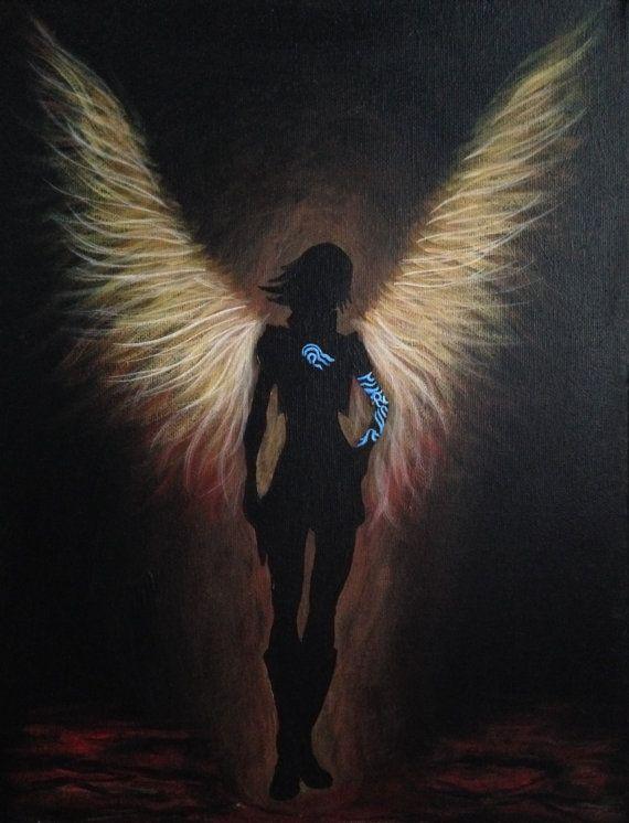 Borderlands porn angel