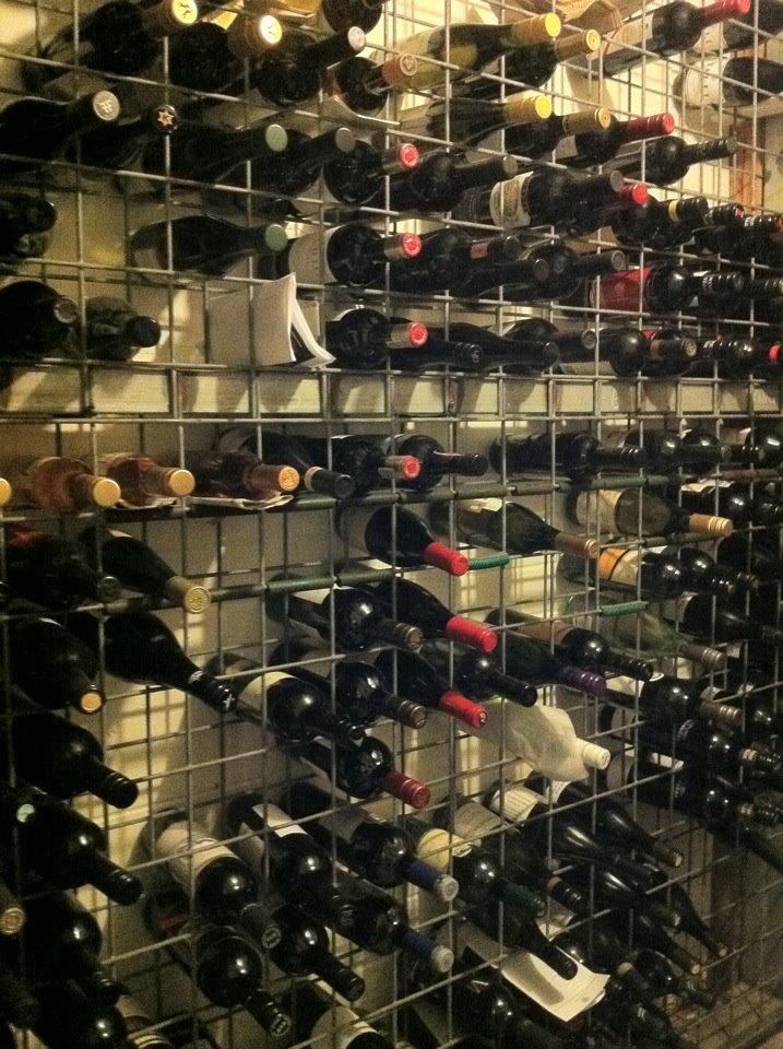 A great DIY cellar