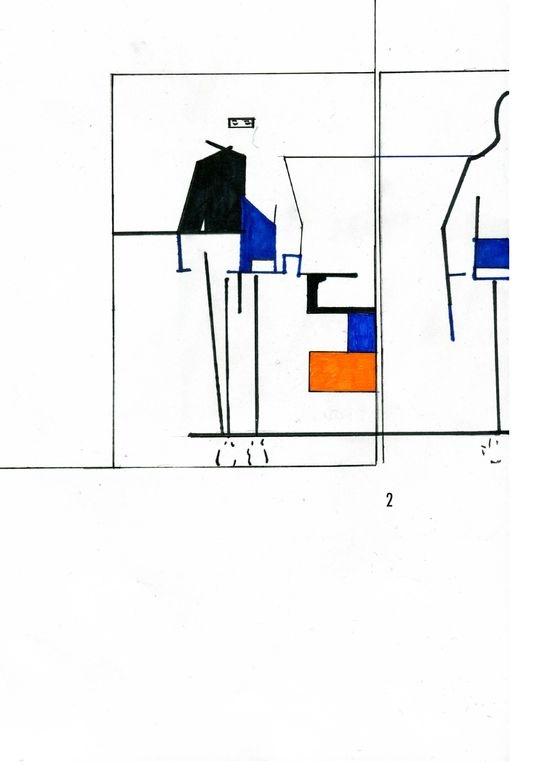 John Alexander Skelton - BA (Hons) Fashion Designer Technology: Menswear