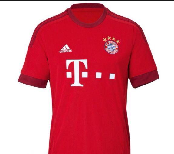 New Bayern München 15/16