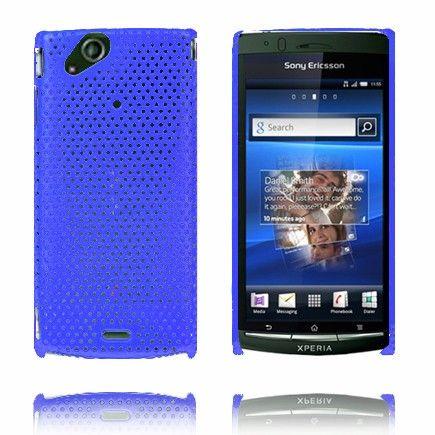 Atomic (Blå) Sony Ericsson Xperia Arc Deksel