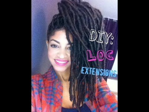Thinking About Doing Faux Locs? Here Is One Of The Easiest Loc Extension Tutorials You Can Use To Help  Read the article here - http://www.blackhairinformation.com/general-articles/hairstyles-general-articles/thinking-about-doing-faux-locs-here-is-one-of-the-easiest-loc-extension-tutorials-you-can-use-to-help/