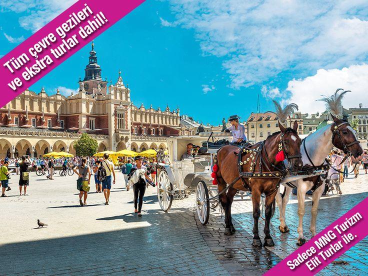 Tüm geziler dahil, ekstra tur ödemesi olmadan Almanya - Polonya - Slovakya - Avusturya Turu sadece MNG Turizm Elit Yurtdışı Turlar'da… bit.ly/MNGTurizm-almanya-polonya-slovakya-avusturya-turu-s