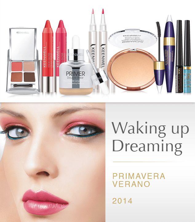 Línea de maquillaje Primavera-Verano 2014