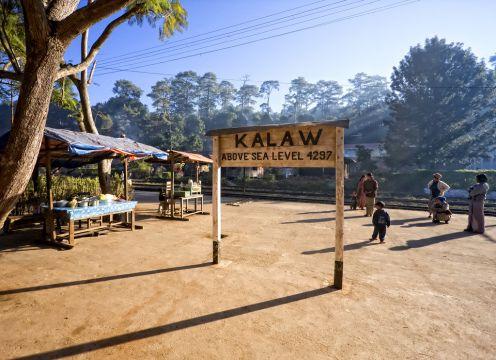 Myanmar Trekking Biking Homestay Tours to Kalaw & Pindaya