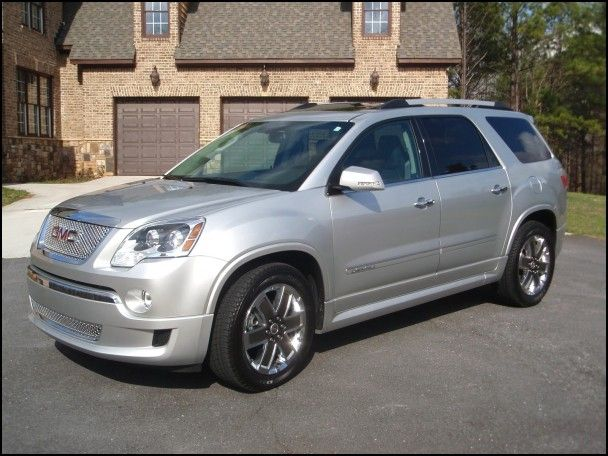 Tires for Gmc Acadia 2011