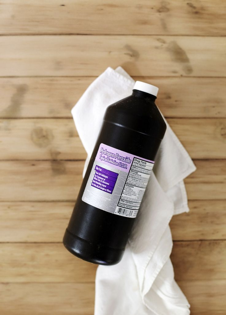 How to get rid of black spots on wood floors in 2020