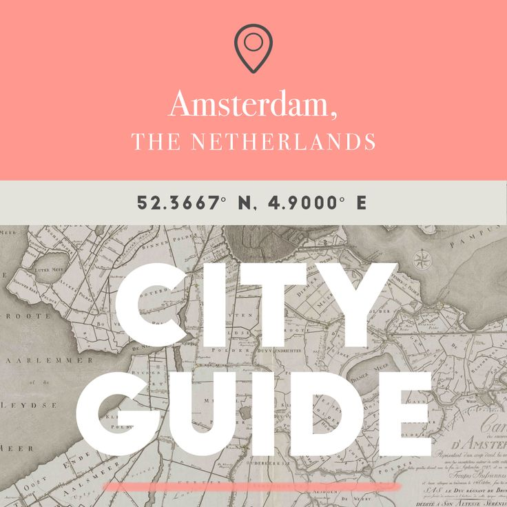 Amsterdam is known for its beautiful canals, historic architecture and laid-back culture. It's...