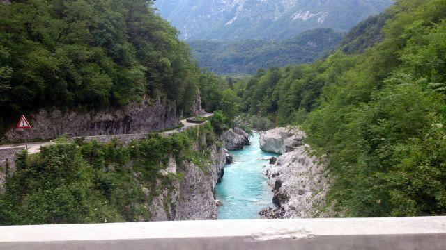 Caporetto, Slovenia http://kialacamper.altervista.org/joomla/diariviaggiestero/1529-primo-assaggio-d-estate-meravigliosa-slovenia?showall=1
