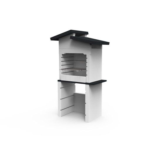 oltre 25 fantastiche idee su barbecue en pierre su. Black Bedroom Furniture Sets. Home Design Ideas