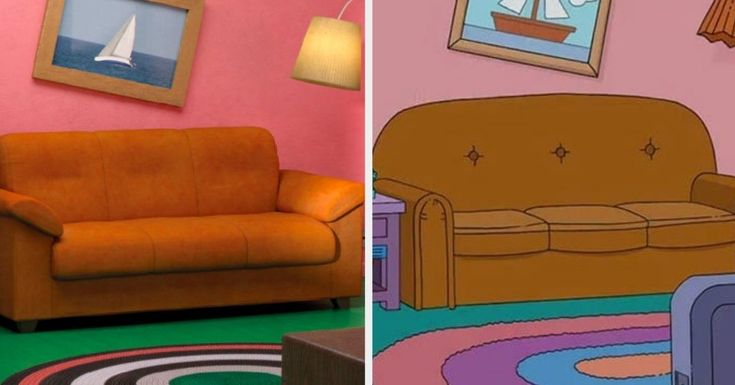 Ikea Recreated The Living Rooms From Friends Stranger