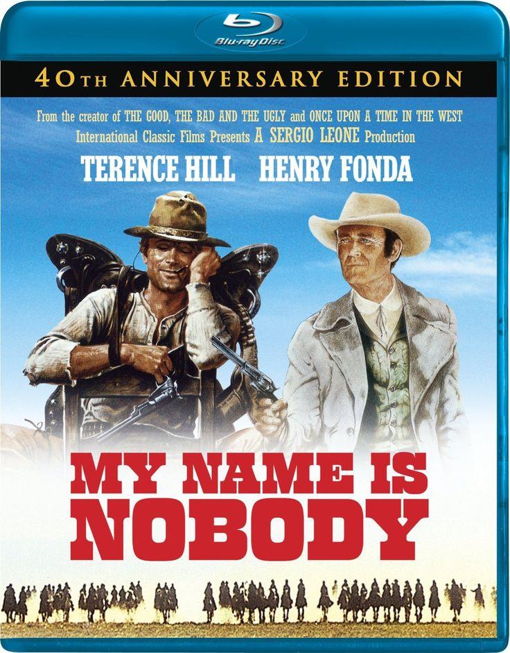 Amazon.com: My Name Is Nobody (40th Anniversary Edition) [Blu-ray]: Terence Hill, Henry Fonda, Tonino Valerii: Movies & TV