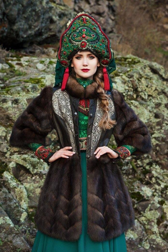 Russian girls clothing #11
